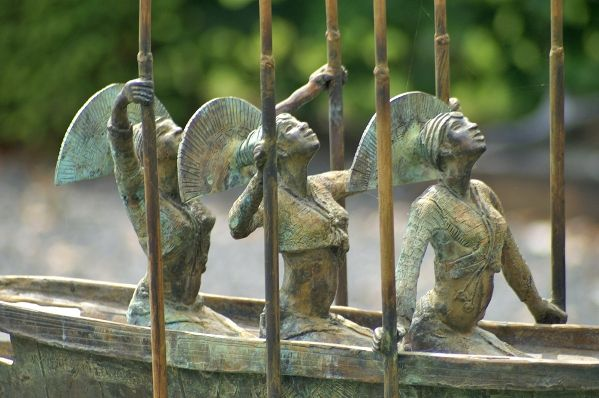 La Lanka : Kunst : Beeldentuin en Galerie in Friesland: Exposerende kunstenaars in 2012 (Blog)