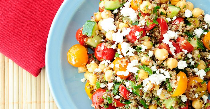 This Superfood Salad Makes For A Perfect Spring Lunch!