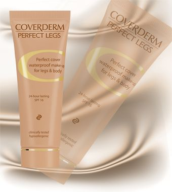 Coverderm Perfect Legs