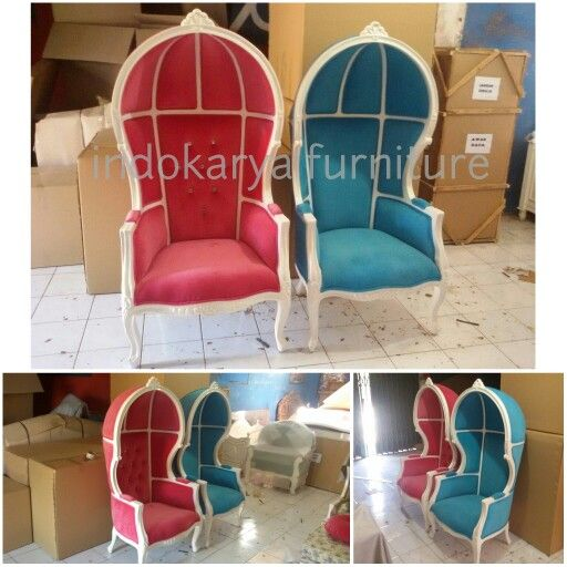 Porter chairs