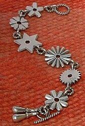 Susan Adams Rowel Bracelet