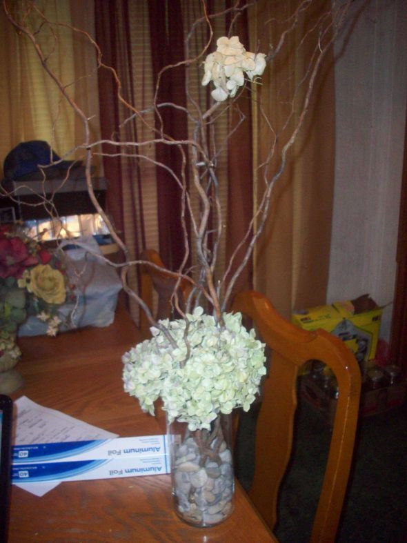 Ideas about curly willow centerpieces on pinterest