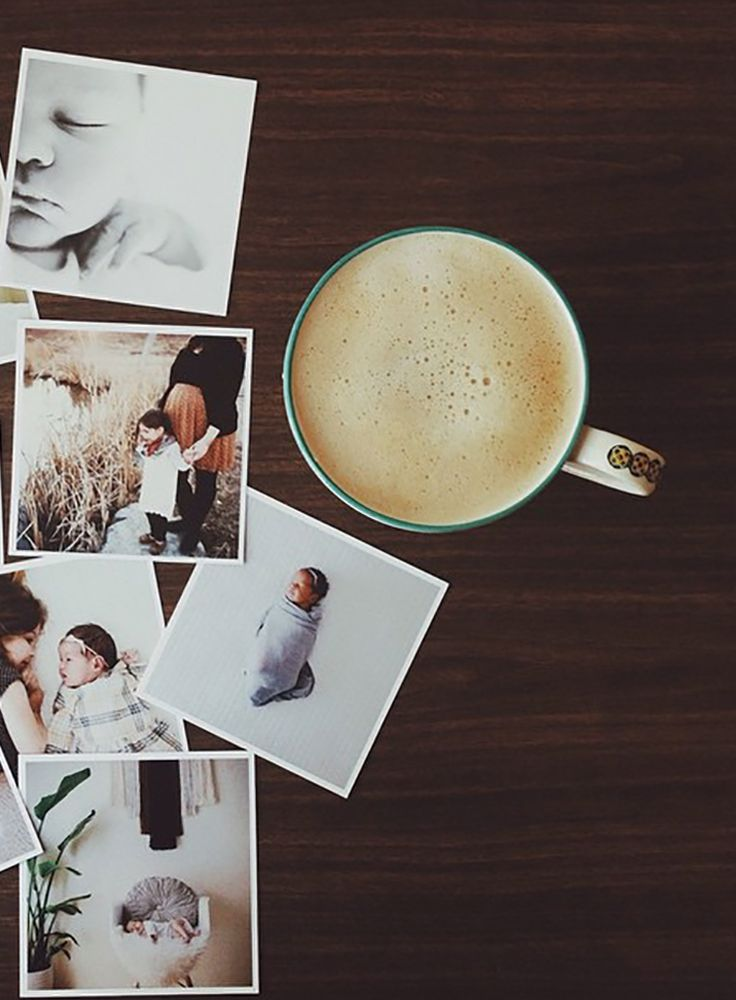 ideas of how to shoot baby pictures for instagram. Such cute first memories. Love babies!