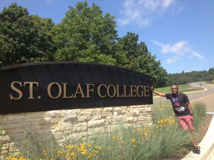 St Olaf College in Northfield, MN
