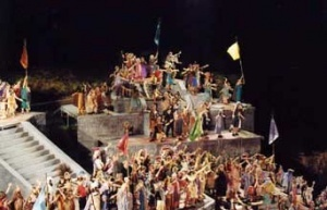 Hill Cumorah Pageant.