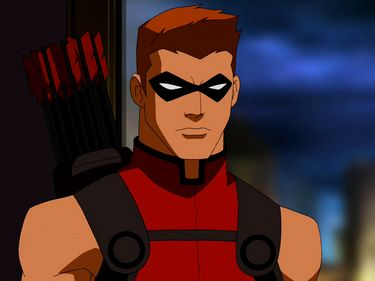 Red Arrow/Speedy (Young Justice) :)