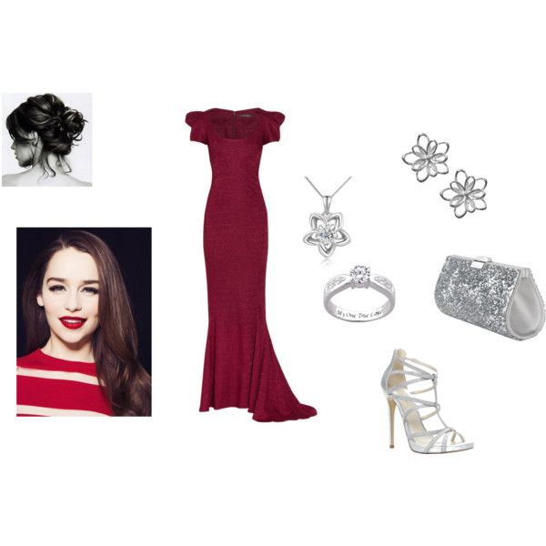 """Emilia inspiration"" by balsamoirene on Polyvore"