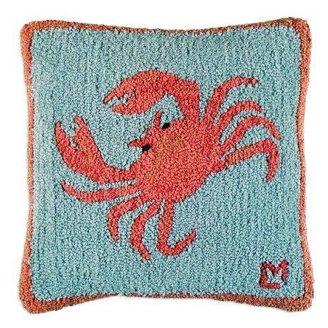 crab pillow for a crab at heart