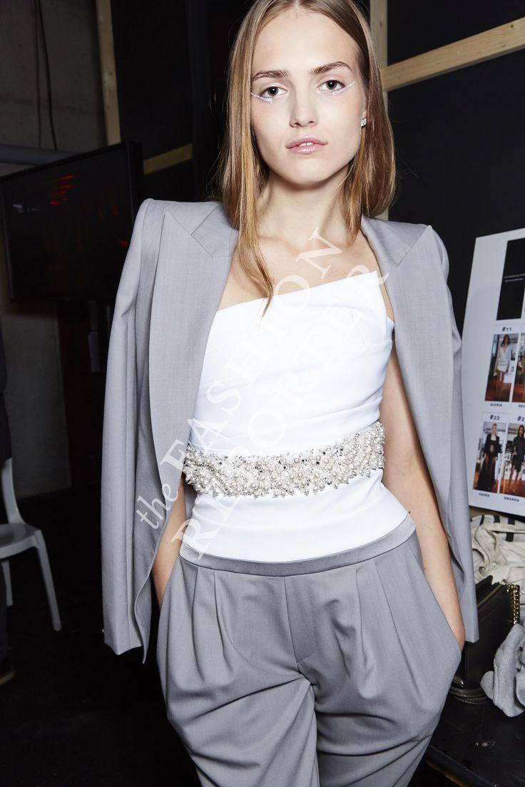 Alexandre Vauthier Haute Couture FW14-15 | Ph. Antonello Trio