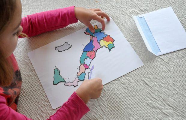 Il puzzle dell'Italia