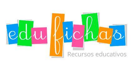 Fichas educativas gratis, recursos para el aula. Edufichas.