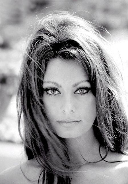 Sophia Loren - Born: Sofia Villani Scicolone,  Pozzuoli Naples, province of Naples, Campania region Italy
