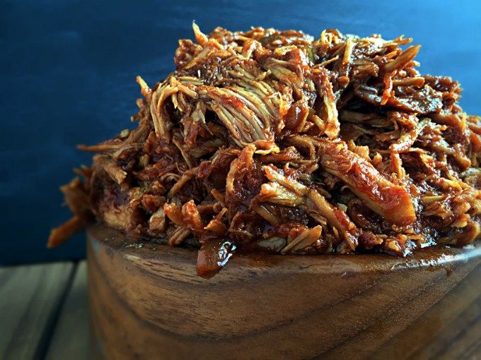 Maple Glazed Pulled Pork (to go with squash). Need Boneless Sirloin Tip Pork Roast