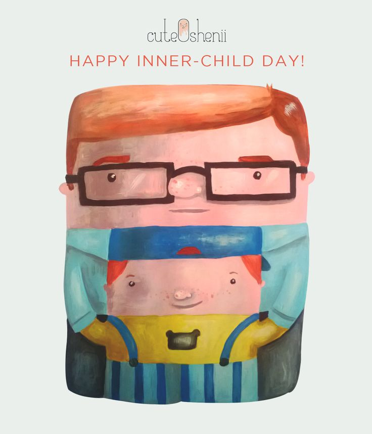 Happy Children's Day! Celebrate your Inner-Child today! Feel free to share the image and send it to your friends.
