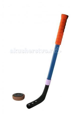 SafSof Клюшка хоккейная 70 см + шайба  — 720р. -----------------  Игровой набор из хоккейной клюшки и шайбы обязательно понравится каждому юному любителю хоккея.  Клюшка - это главный атрибут в хоккее, поэтому он должен быть прочным и удобным. Игрушка марки SafSof сделана из прочного пластика, с цветной ручкой. Спортивные игры увлекают детей, способствуют развитию координации и ловкости.  Размер: 70 см.  SafSof – детские спортивные игрушки и игры из оригинальной экологически чистой…
