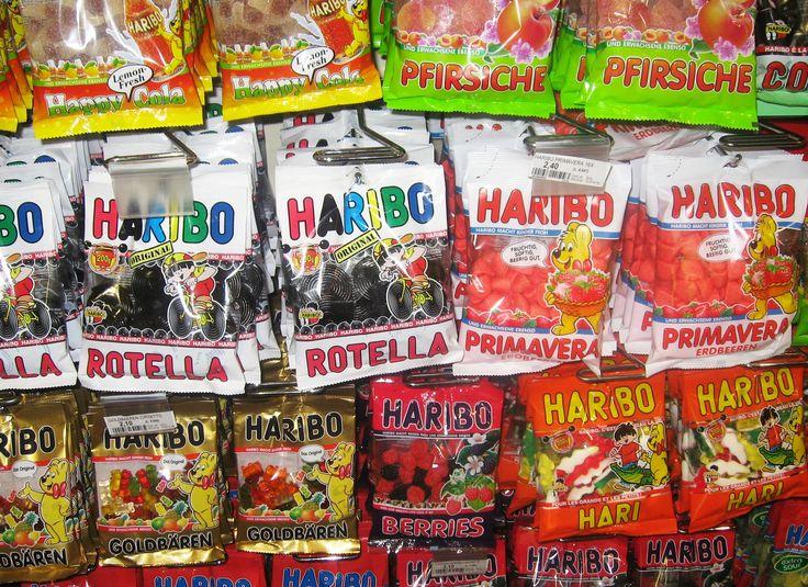 Haribon karkit on hyviä :)