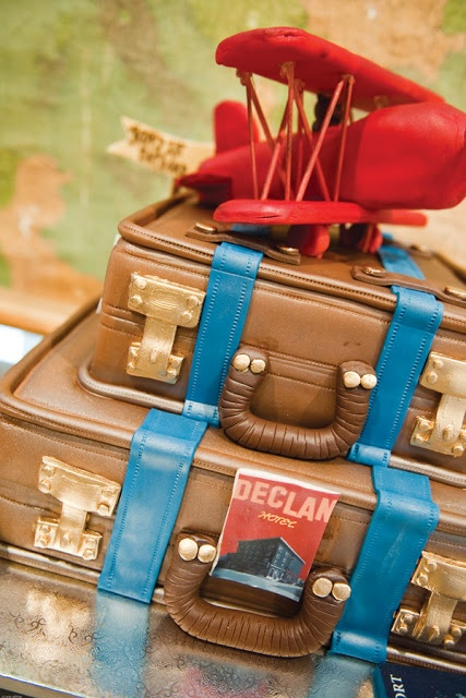 Party theme: Travel