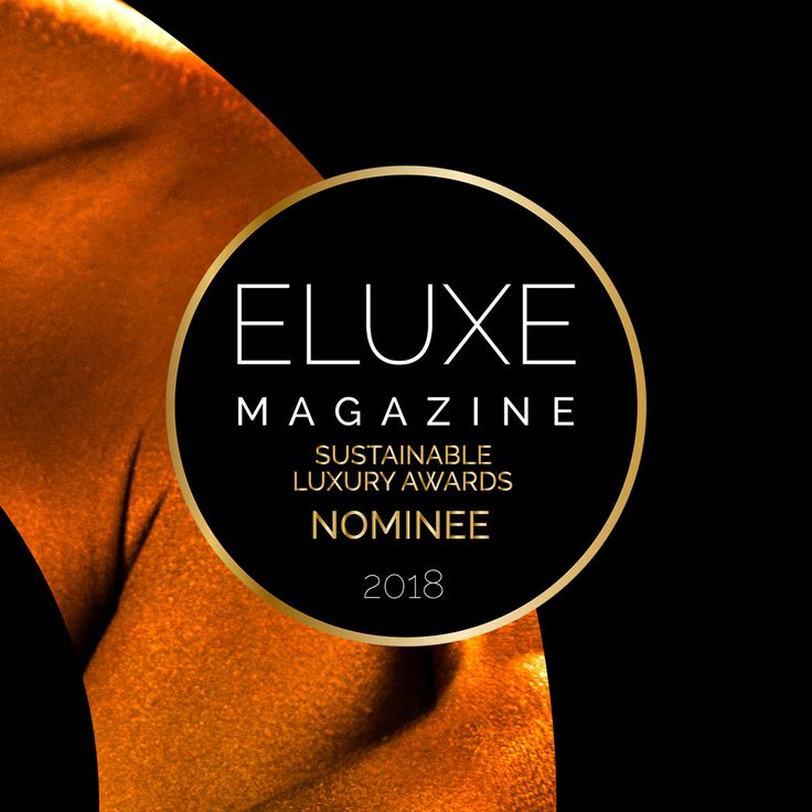 We are so incredibly honored to have been nominated for 5 Eluxe Awards, by Eluxe Magazine  #virginiastone #beauty #sustainableluxury