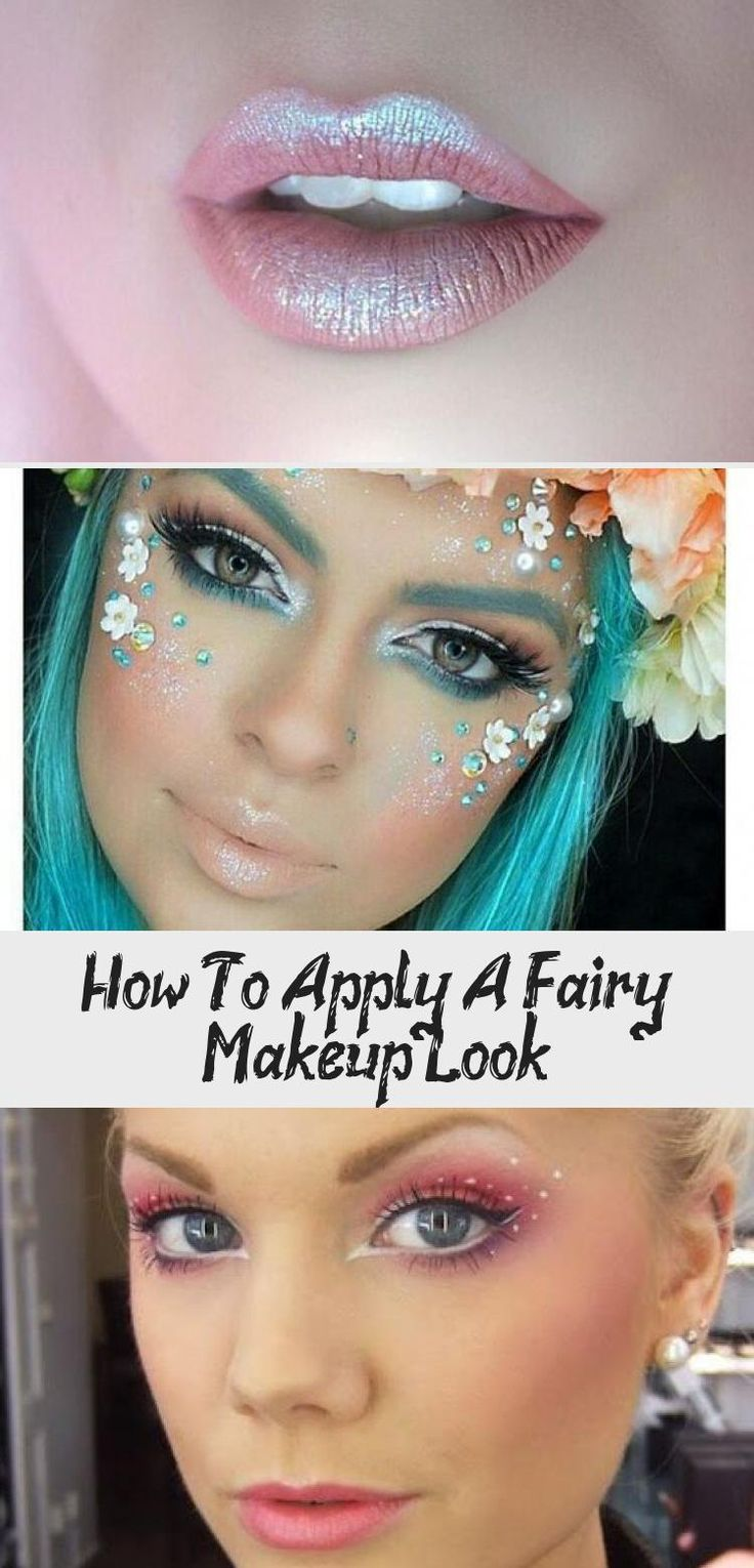 how to apply fairy makeup