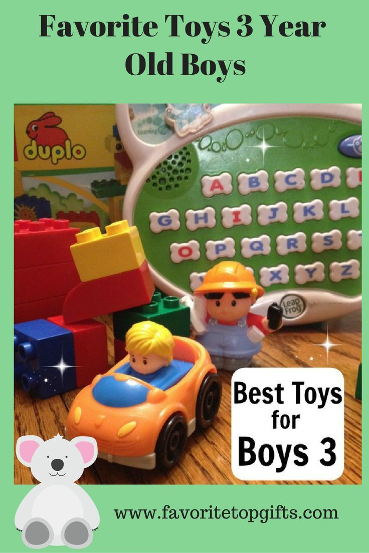 Top toys for boys 3