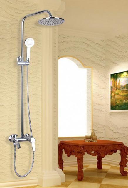 best shower faucet sets. Chrome Wall Mount 8  Rainfall Bathroom Shower Faucet Mixer Tap with Hand Sprayer 9 best images on Pinterest showers Rain