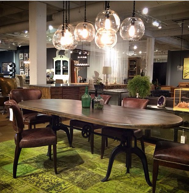 Lmpara Colgante Para Comedor Comedores In 2019 Pinterest Dining Room Dining And Home Decor