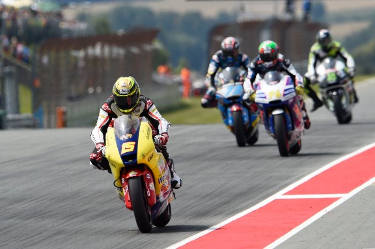 Wilairot, German Moto2 race 2015