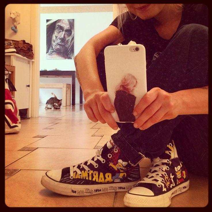 Selbst gestaltetes Design von @OnlyPeanuts auf Instagram. Design your own case here >> http://designskins.com/de/design-your-own ||   #deindesign #designcase #dd #handycase #handycover #handyhuelle #smartphone #iphone #phonecase #case #cover #huelle #bag #tasche #beautiful #cute #instagram #outfit #style #fashion #accessoire #design #selfmade #diy #chucks #girls #mirror
