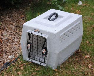 Ruff Tough Affordable Plastic Dog Crates