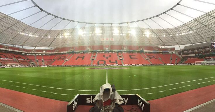 Just over an hour to go until kick-off!  #B04M05 #Mainz05