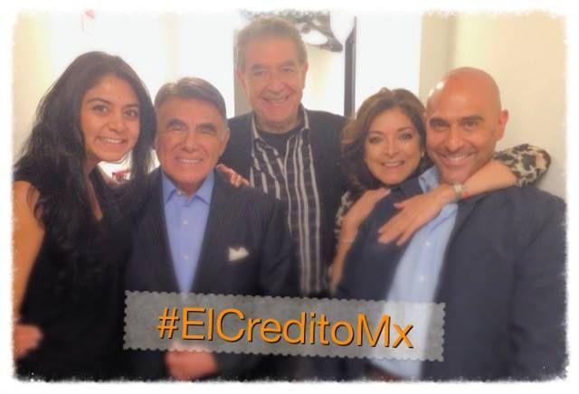 Entre nuestros visitantes de fin de semana en #ElCreditoMx estuvieron la conductora radiofónica Janett Arceo y su familia.  ¡Gracias por su presencia!