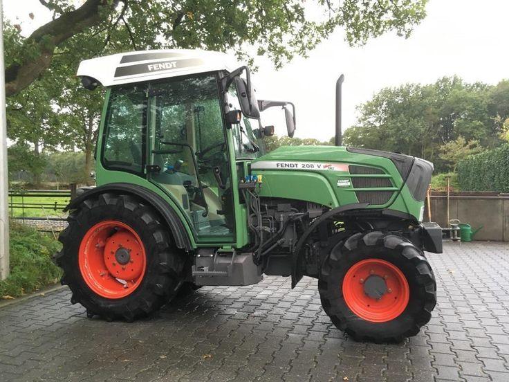 ≥ Fendt 208 Vario TMS - Agrarisch | Tractoren - Marktplaats.nl