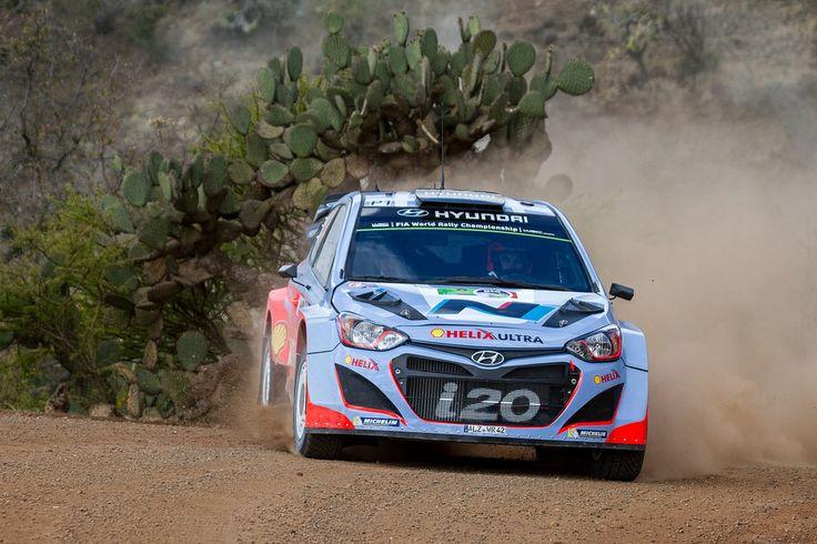 WRC-2014 Rally Guanajuato Corona 2014