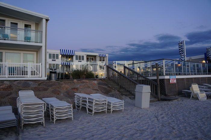 Review: Sea Crest Beach Hotel in Falmouth Cape Cod