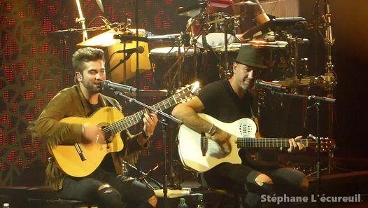 "Kendji Girac ""Elle m'a aimé"" en concert au Phare à Chambéry  le Samedi 15 octobre 2016.  Tournée ""Ensemble"" #Kendji"