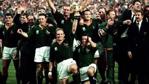 Campiona del Món 1995. Sud-àfrica