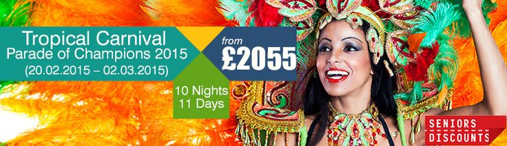 #Rio #Specials  #Tropical #Carnival Parade of #Champions #2015 http://www.tourcenter.co.uk/promotions/2015-rio-carnival-special