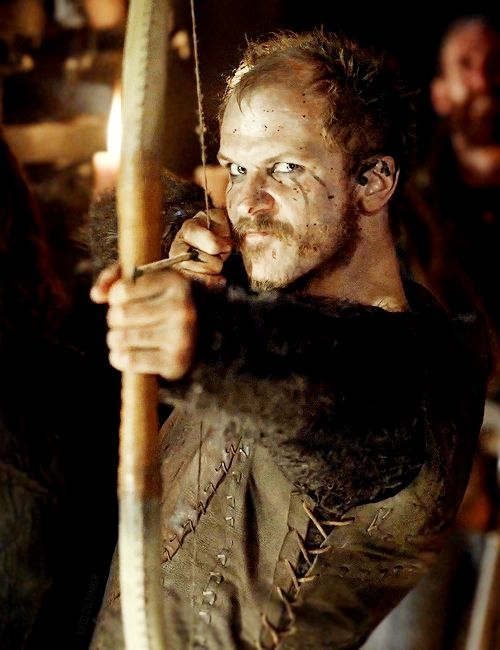 The House of Niccolo...Gustaf Skarsgård as Astorre, Charetty Mercenary Leader