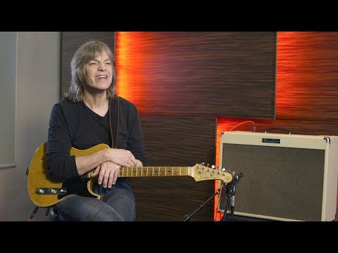 Mike Stern discusses his career and BOSS effects pedals - YouTube
