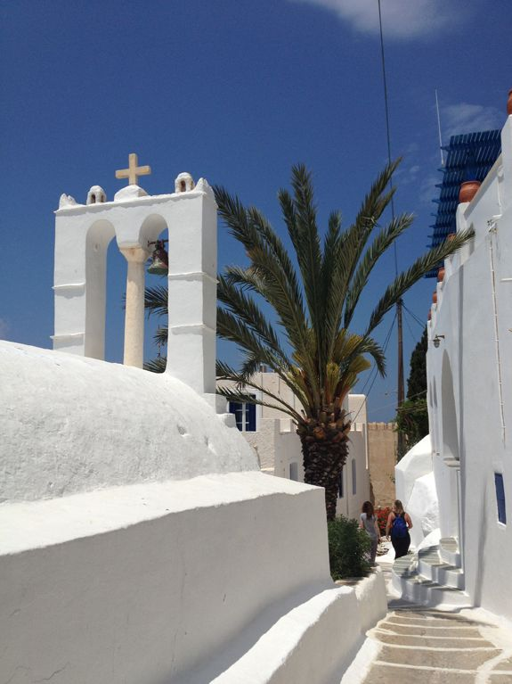 * Francesco's Hostel in Ios, Greece | Sara Russell Interiors