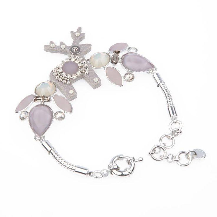 Ozdobte se opálem - Zimní kolekce Jeleních šperků: Persival