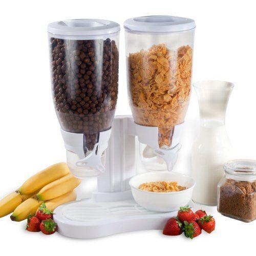 Dispensador de Cereal y Comida Seca