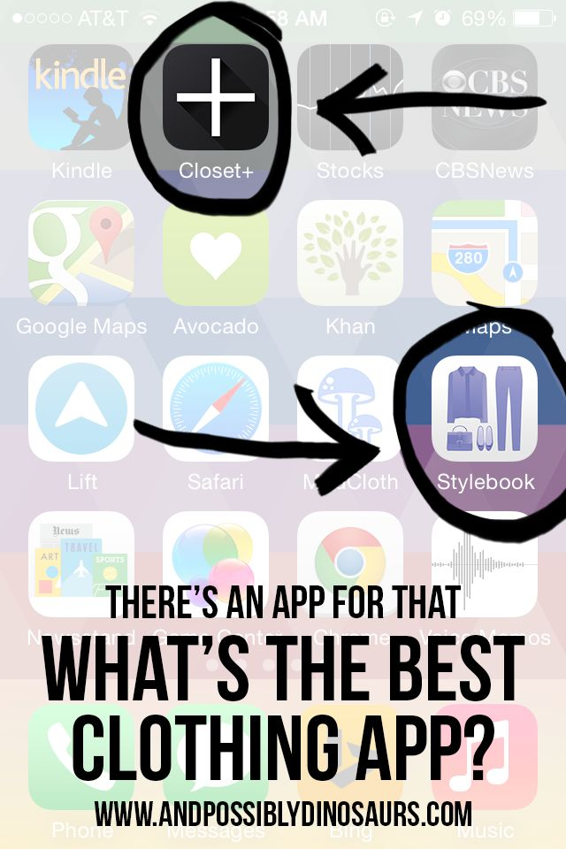 Want to get a clothing app, but aren't sure which one is best? Check out my rundown of the best features of Stylebook and Closet+ and decide for yourself!