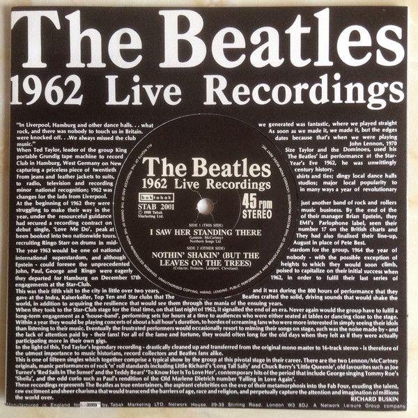 The Beatles Vinyl Box Set Uk