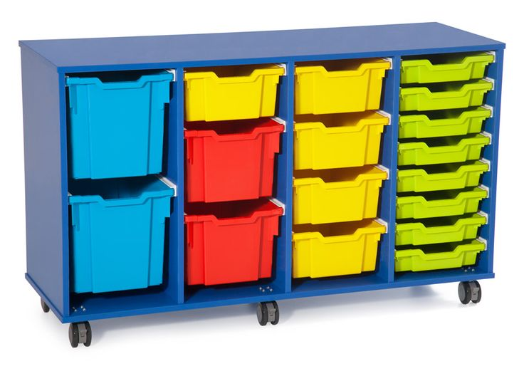 Fireball Mobile Storage 1380 wide – Trays as shown