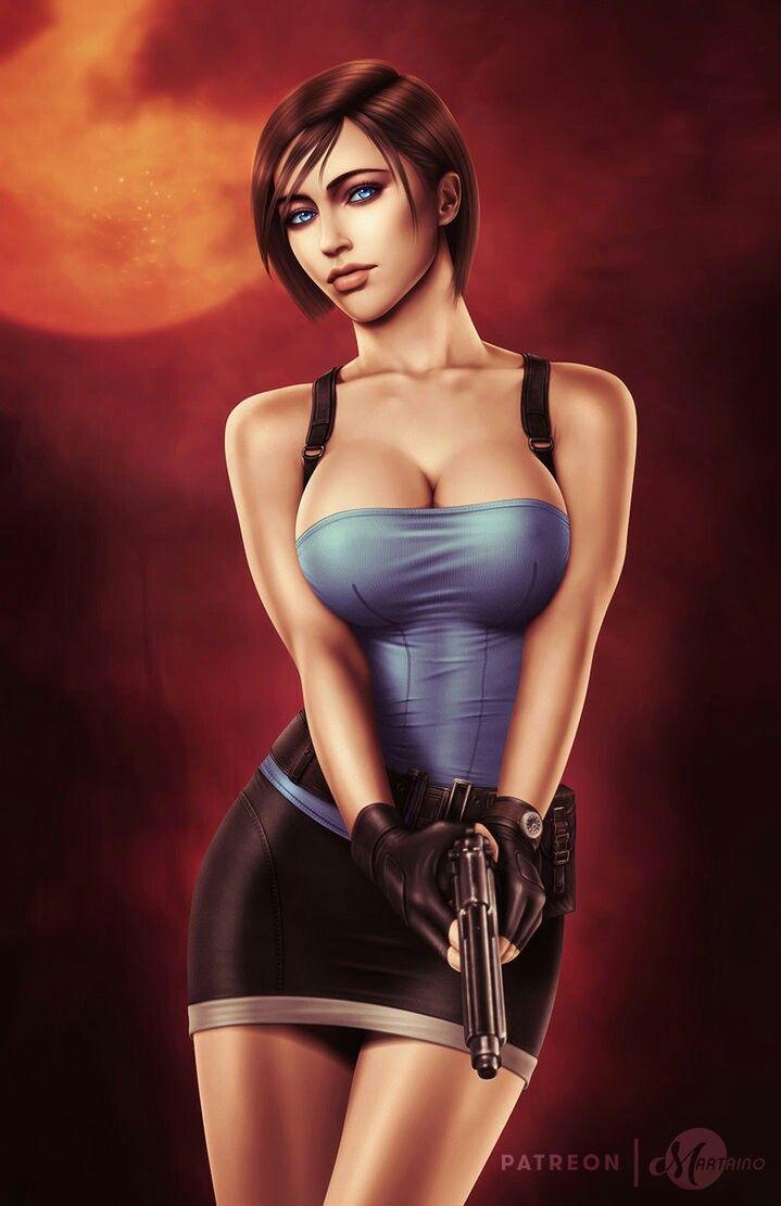 Hot Jill Valentine