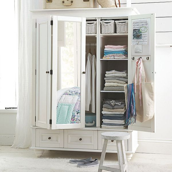 A chifforobe is a closet-like piece of furniture that combines a long space for hanging clothes (that is, a wardrobe or armoire) with a chest of drawers. Description from wardrobeclosetbert.blogspot.com. I searched for this on bing.com/images