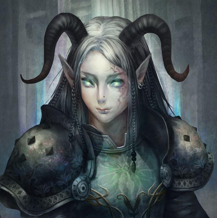 thetygre:  Goat by ber-yaourt