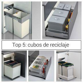 M s de 25 ideas incre bles sobre cubos reciclaje en pinterest - Cubos de basura originales ...
