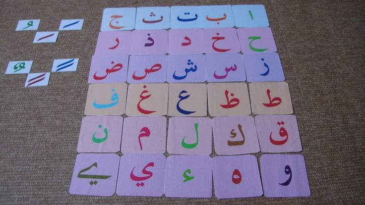 Alhamdulillah trying a new method of teaching Arabic alphabet to my 2nd daughter Fathimah inspired by safida34 YouTube channel. This method...